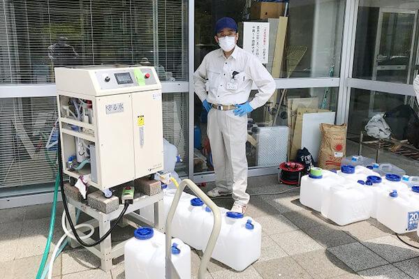 次亜塩素酸水生成装置