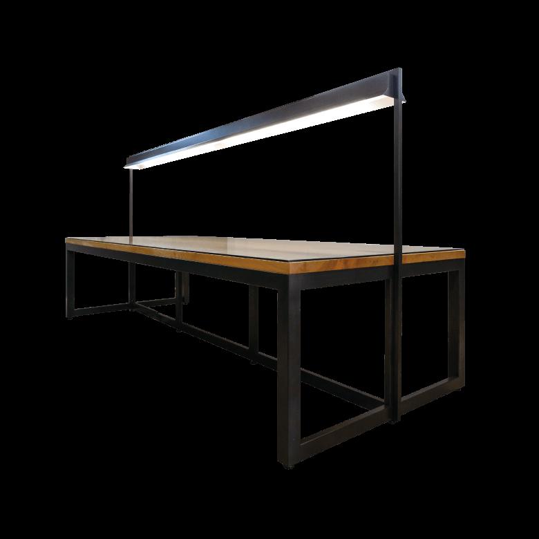 照明テーブル